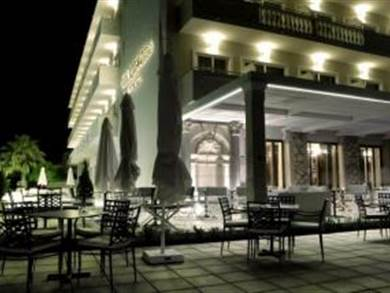 Aquis Mon Repos Palace Hotel Corfu