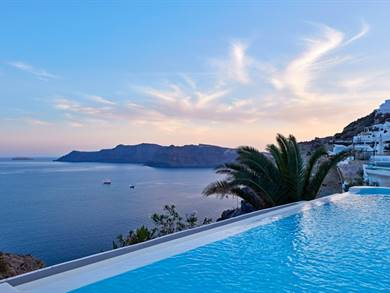 Villa Katikies Santorini