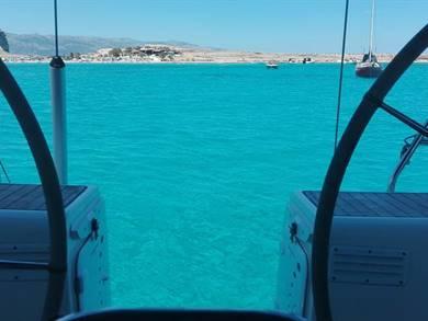 Settimana in barca a vela - Cicladi