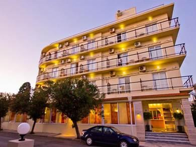 Sylvia Hotel, Rhodes