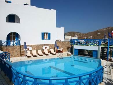 Poseidon Hotel Ios