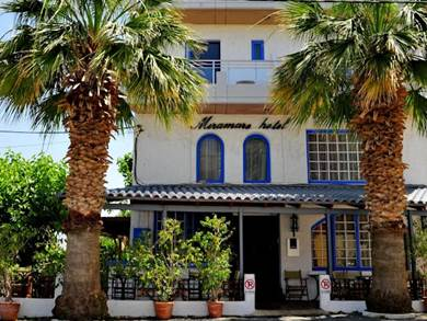 Miramare Hotel Hersonissos