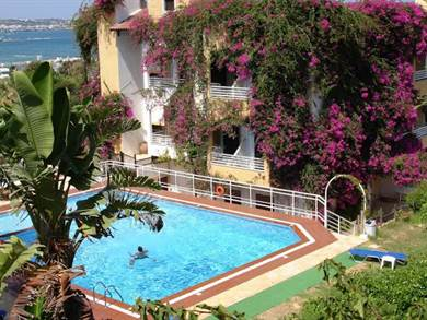 Iliostasi  Beach Apartments Creta