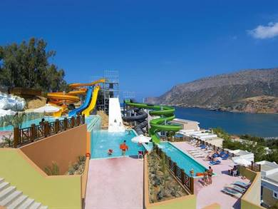 Fodele Beach and Waterpark Holiday Resort