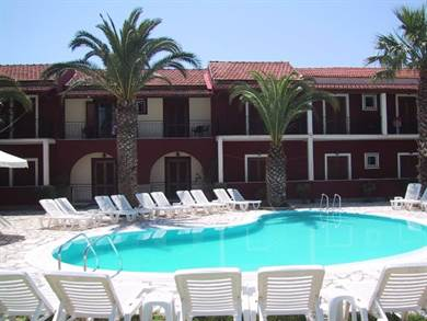 Summer Breeze Corfu
