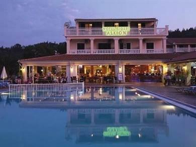 Alkyon Hotel, Corfu