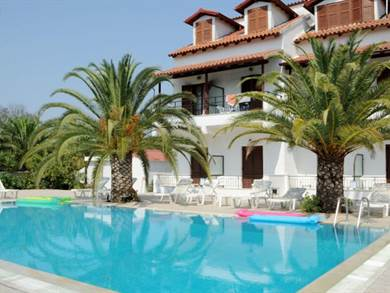 Captains Apartments, Corfu