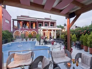 Omiros Hotel, Corfu