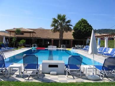 Summertime Apartments, Corfu