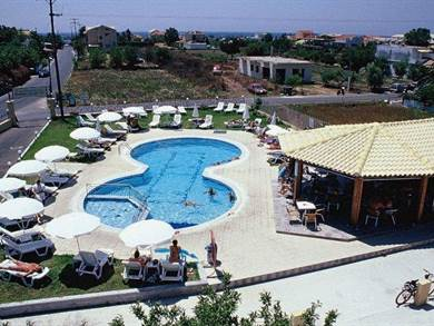 Tzevenos Apt/Hotel