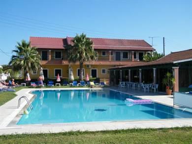 Adonis Apartments, Corfu