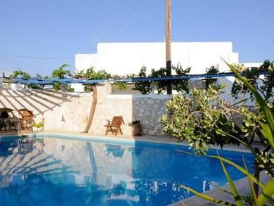 Aegeon Hotel, Paros