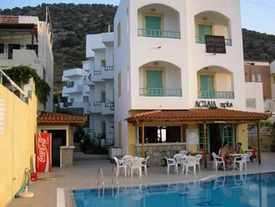 Aglaia Studios and Apartments