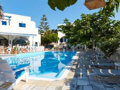Hermes Hotel Santorini