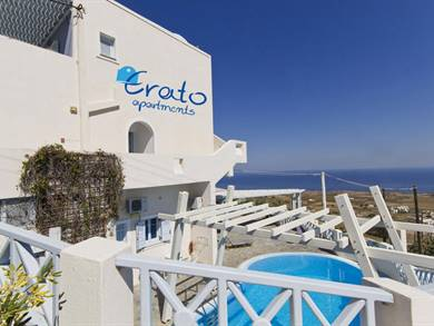 Erato Apartments Santorini