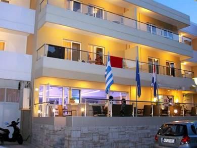 Appartamenti in CENTRO a Kos per 2/3/4/5 pax