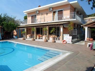 Vasso Apartments Corfu