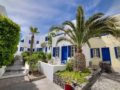 Scorpios Beach Hotel Monolithos Beach Santorini
