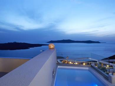 Santorini Royal Suites