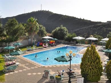 Santa Marina Hotel, Lefkada