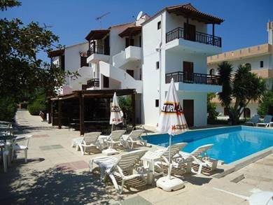 Sirocco Apartments Creta
