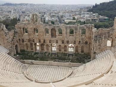 Syntagma Ipatias Art Atene