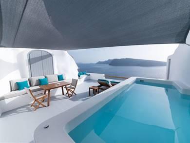 Maregio Suites Oia Santorini