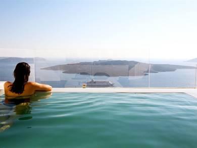 Porto Fira Villas Fira Santorini
