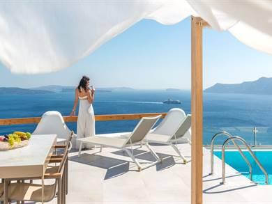 Elite Suites Oia Santorini