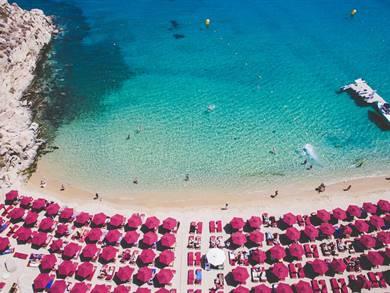 Super Paradise Suites & Rooms Super Paradise Beach Mykonos