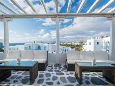 Adonis Hotel Mykonos