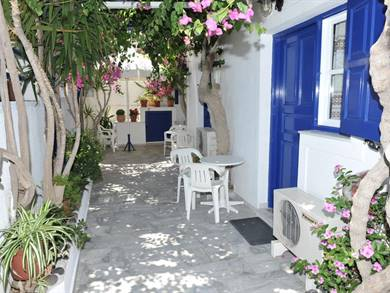Proteas Hotel Kamari Santorini