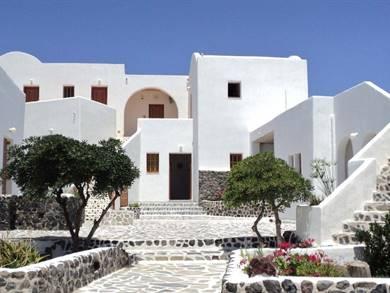 Adamastos Hotel Akrotiri Santorini