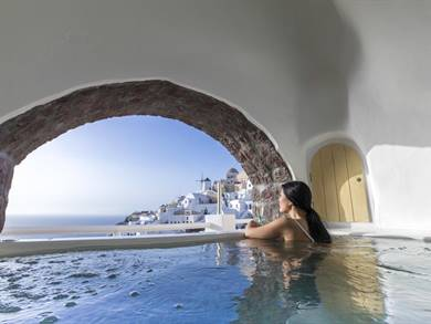 Art Maisons Oia Castle Oia Santorini