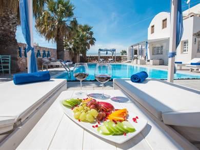 Iliada Hotel Perivolos Santorini