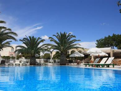 Strogili Hotel Santorini