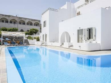 Nissos Thira Hotel Fira Santorini