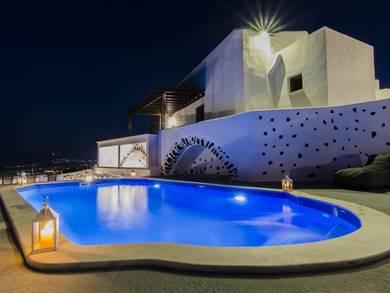 Belle Etoile Villas Imerovigli Santorini