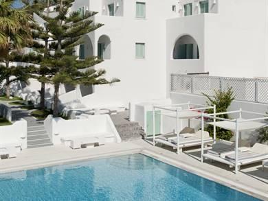 Daedalus Hotel Fira Santorini