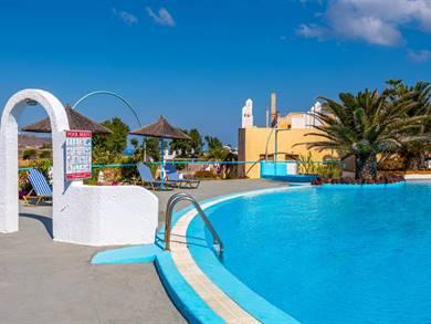 Caldera View Resort Akrotiri Santorini