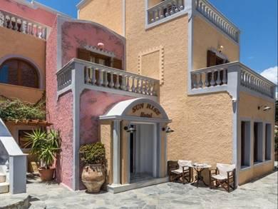 Hotel Sunrise Fira Santorini