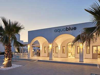 Aqua-Blue-Beach-Hotel-Perissia-Santorini