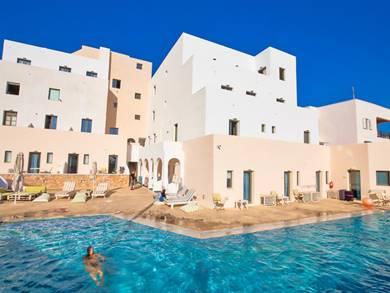 Olympic Hotel Vóthon Santorini
