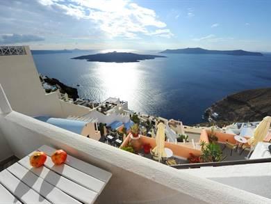 Kavalari Hotel Fira Santorini