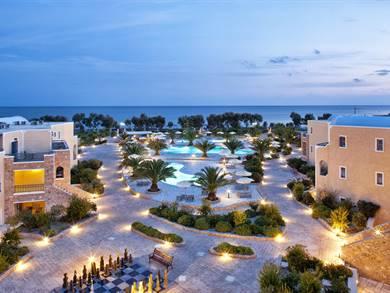 Santo Miramare Beach Resort Perivolos Santorini