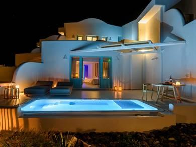 Neptune Luxury Suites Akrotiri Santorini