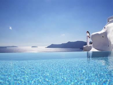 Katikies Hotel Oia Santorini