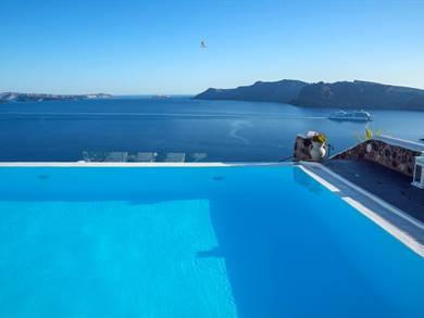 La Perla Villas Adults Only Oia Santorini