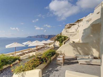 Mystique Luxury Collection Hotel Oia Santorini