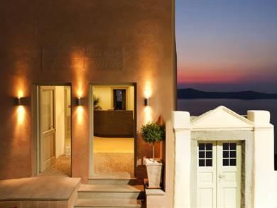 Panorama Boutique Hotel Fira Santorini